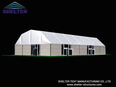 Sport Tent | 20*35m with thermo tent
