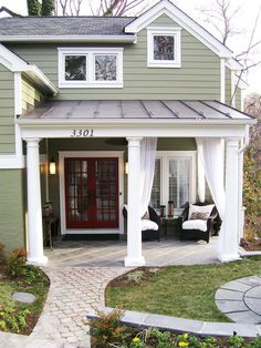 Fall Inspired Exteriors