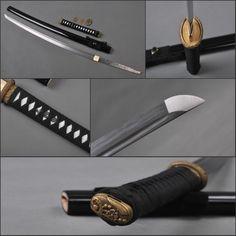 Chunhua Folded Steel Katana Samurai Sword