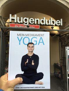 """""""Mein Medikament Yoga - Stabil und selbstbestimmt leben mit Yoga"""" Bald als eBook erhältlich! VÖ Dez 2014 #yoga #health #book #ebook #sezaicoban #meinmedikamentyoga #bücher #wisdom #wissen #wellness #entspannung #lebensratgeber #robertbetz #einleben #lebensspiel #münich #Germany #deutschland #hugendubel #amazon #promotion #marketing #help #lebenshilfe #thx #grateful"""