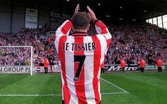 Matt Le Tissier, definitely my favourite English footballer of all time. Southampton F.C.