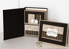 Card Box FREE Tutorial - We made this last night and it is fantastic! Looking forward to sharing this fabulous project with my stampin' ladies! 3d Templates, Card Tutorials, Diy Cards, Scrapbook Cards, Homemade Cards, Stampin Up Cards, Note Cards, Cardmaking, Birthday Cards