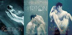Anna Banks series (Of Poseidon, Of Triton, Of Neptune)