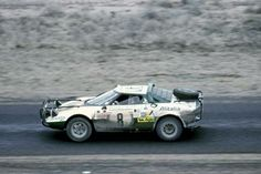 Bjorn Waldegard/Hans Thorszelius, Alitalia Lancia's Stratos HF 23rd Safari Rally | 1975