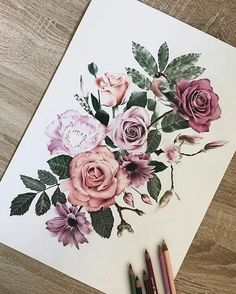 Gorgeous #flowers by 18-year-old @chrissi_lienbacher! This piece took her over 80 hours! Go follow this talented girl --> @chrissi_lienbacher . . Follow @tvm_photoart and @young_photographers_help . . Use #young_artists_help ☆