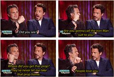 Mark Ruffalo showing off his Colantotte bracelet in an interview. WHY HAVE I NEVER SEEN THIS INTERVIEW?  Edit: Found the video but it's ridiculously hard to embed.  I linked to it, though, so if anyone could figure out how to put it on youtube or something, that would be great.