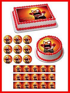 Inside Out Anger 5 Edible Birthday Cake OR Cupcake Topper... https://www.amazon.com/dp/B074XKB8ZD/ref=cm_sw_r_pi_dp_x_eic3zbRV2PBX9