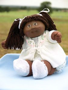hey, its my old doll, Alice Anne! (before she lost an eye in an unfortunate event involving my sister and some sort of solvent)