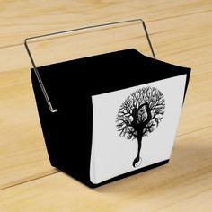 Yoga Tree Yin Yang Favor Box