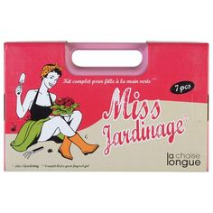 La Chaise Longue - Miss Jardinage - pas cher Achat/Vente Pelles, pioches, tarières - RueDuCommerce