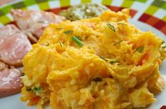 Mashed Sweet Potatoes and Celery Root Recipe Potato Recipes In Hindi, Sweet Potato Recipes, Root Recipe, Potato Puree, Sprout Recipes, Mashed Sweet Potatoes, Recipe Details, Vegetable Side Dishes, Pressure Cooking