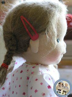 Kate – lalka szmaciana | Lalinda