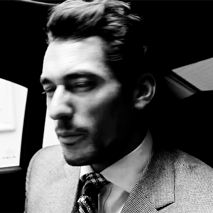 David Gandy at LCM Day ONE.