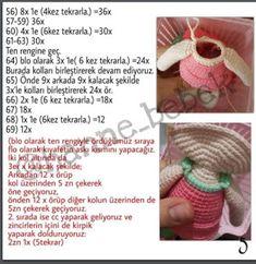 UYKUCU KIZ Crochet Hats, Instagram, Kefir, Nova, Amigurumi Patterns, Sorting, Knitting Hats