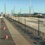 roller coaster has a loop! #seasideheights #NewJersey #Jerseyshore