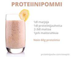 proteiinipommi