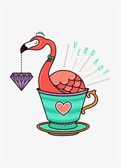 Camila Rosa acredita que o desenho é a forma mais lúdica de se expressar um sentimento. A ilustradora brasileira é apaixonada por cores. Confira seu estilo!
