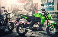 2016 Kawasaki Z125 Pro launched