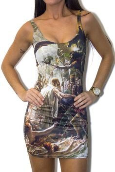 Call of Napoleon Dress - LIMITED