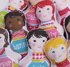 Dixie Doll - personalized Doll - DixieBelle Gifts Store