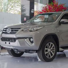 The Toyota side is developing the Fortuner SUV. The new design can be found and purchased at GIIAS. Now, all Fortuner variants are equipped with ...