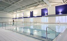 EPR Architects Waddon Leisure Centre Croydon, Centre, Architects, Sports, Projects, Hs Sports, Log Projects, Blue Prints, Excercise