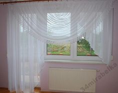 Klaudia firanka  balkon woda Gipiura Woal kar 260 Bedroom Decor, Windows, Decorations, House, Living Room, Home, Dekoration, Dorms Decor, Ornaments