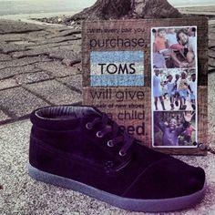 Toms men's shoes