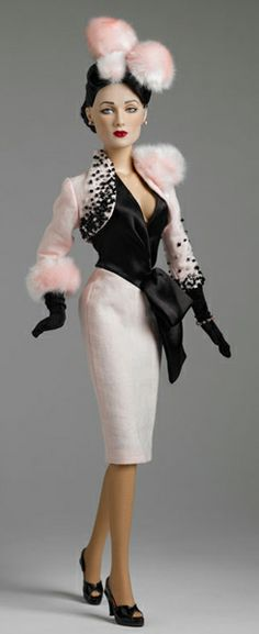 Captivatingly Coy Outfit, Gowns by Anne Harper by Tonner Dolls