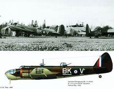 Bristol Blenheim, Bristol Beaufighter, Hogans Heroes, Tech Background, Air Force Aircraft, Ww2 History, Nerd Herd, Aeroplanes, Royal Air Force