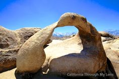 Highway 395 Roadtrip Stops: Hikes, Food, Fossils & Lakes | California Through My Lens