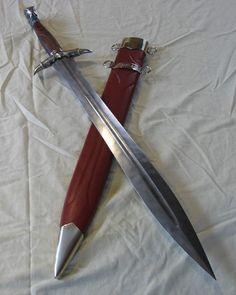 Dragon Sword | Castle Keep, Isle of Skye - Fine Handcrafted Blades