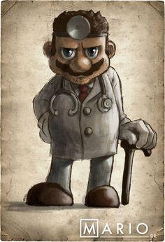 Encanador + Médico = Urologista