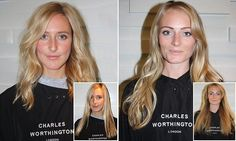 MailOnline's FEMAIL team test out Feather Lights hairstyle trend | Daily Mail Online