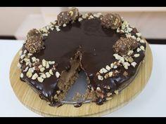 Cheesecake de Nutella. Não tem como ficar melhor do que isso, tem? De verdade. Nutella é daqueles ingredientes que… Nutella Cheesecake, Cheesecake Cookies, Some Recipe, Tiramisu, Ethnic Recipes, Desserts, Food, Youtube, Dessert Food