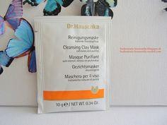 Hodnotenia kozmetiky: Dr. Hauschka: Čistiaca ílová pleťová maska