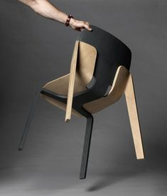 The Design Walker • chair: Donald O'Connor, Chairs Puzzles, Dustin...