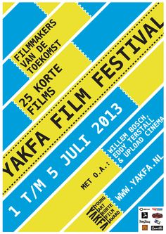 Young Art Korte Film Award in IJmond (waar dat ook moge zijn) de website is supermooi!