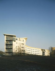 Constable Terrace, University of East Anglia, Norwich // Rick Mather Architects // 1993