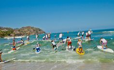 Vacation in Sayulita Mexico where surfing, beach horseback riding, cobblestone streets, and the finest restaurants and resort hotels await you. Beach Horseback Riding, Riviera Nayarit, Pacific Coast, Hotels And Resorts, Seaside, Surfing, Mexico, Vacation, Pacific Rim