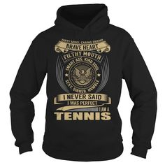 TENNIS Last Name Surname T-Shirt, Order HERE ==> https://www.sunfrog.com/Names/TENNIS-Last-Name-Surname-T-Shirt-Black-Hoodie.html?53624 #xmasgifts #christmasgifts #birthdayparty #birthdaygifts