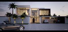 Al Barsha Villa - Dubai, Émirats arabes unis - 2012 - whitespace
