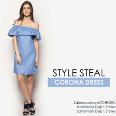 Get your 90's trend fix with Carona Dress. Y'all know the drill! Get shopping at: 1. Zalora.com.ph/chelsea 2. Robinsons Dept. Stores 3. Landmark Dept. Stores  #zaloraph #robinsonsdepartmentstore #landmarkphil #style #philippines #shopping #fbloggers #fbloggersuk #dress