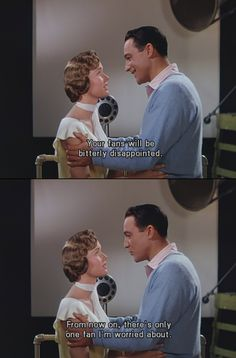 Singin' in the Rain<3 Words could never describe how much I love this movie.