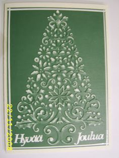 KORTTIRUMBA: joulukortit