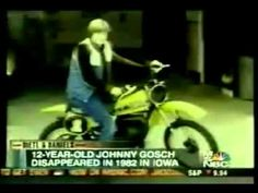 ▶ The Franklin Cover-Up & Johnny Gosch Story - YouTube 40:57 ... oh my ... so sad