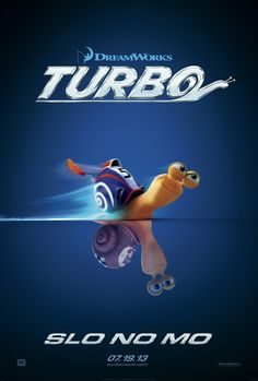 So ein süßer Film! Turbo, New DreamWorks Animation Film About a Snail Who Dreams of Becoming a Racer Dreamworks Movies, Dreamworks Animation, Cartoon Movies, Hd Movies, Movie Tv, Animation Movies, Movies Online, Animation News, Watch Movies