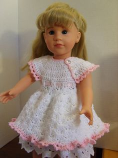 Ravelry: jillaurellia's Frilly white party dress
