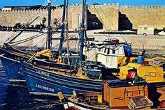 Retratos de Portugal - Lagos - Doca e Antiga Muralha
