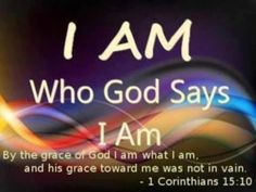 I m wonderfully made in God's image! As Jesus is victorious, so are we in this world ! Appreciate Life, Identity In Christ, Bible Study Tools, Names Of God, Let God, Religious Quotes, Spiritual Inspiration, Christian Quotes, Christian Pictures